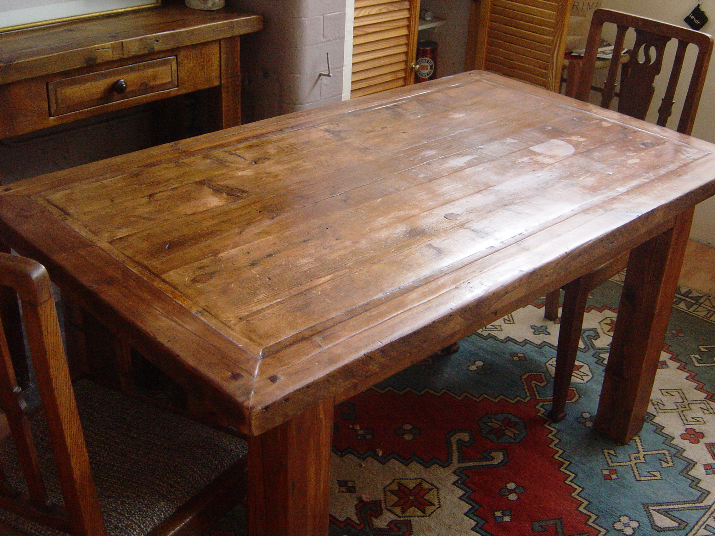 Catalogue Dining Tables and Chairs kitchen table cooking school Please note Although photos were taken in outdoors this table
