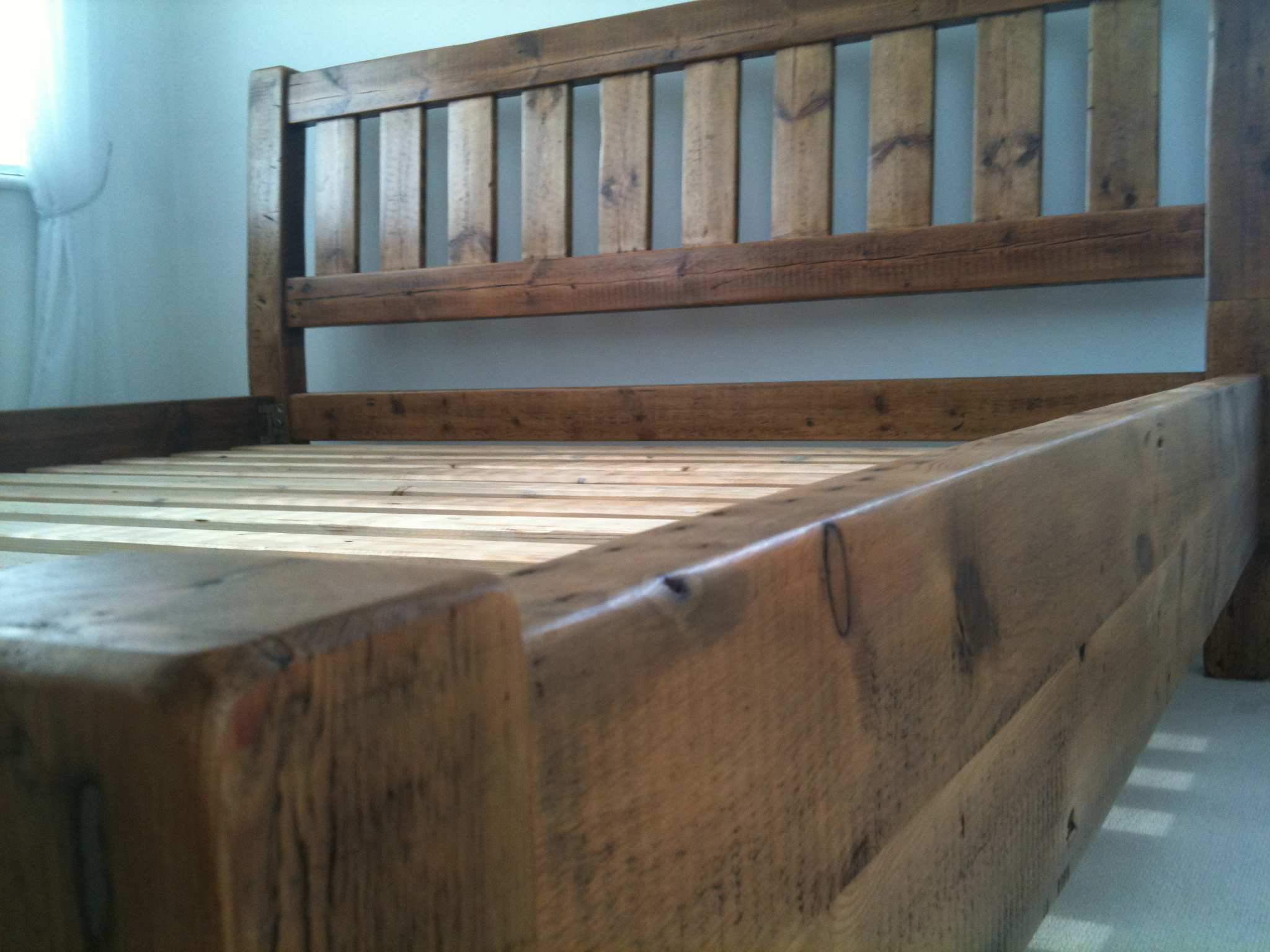 Reclaimed Timber Bedrooms